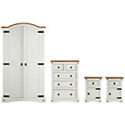 more details on Collection Puerto Rico 4 Piece Bedroom Package - Two Tone.