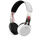 Skullcandy Grind Wireless On-Ear Headphones - White/Black