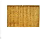 more details on Forest Garden 1.2m Closeboard Fence Panel - Pack of 4.