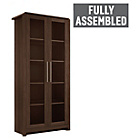 more details on Heart of House Elford Full Display Unit - Walnut Effect.