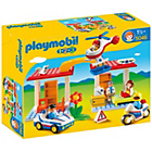more details on Playmobil 123 Police and Ambulance Playset - 5046.