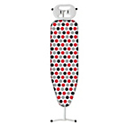 more details on HOME 110 x 33cm Spotted Folding Ironing Board.
