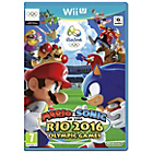 more details on Mario and Sonic at Rio 2016 Olympic Games Wii U Pre-order.