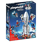 more details on Playmobil Space Rocket Playset - 6195.