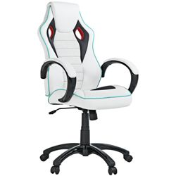 X-Rocker Office Gaming Chair - White