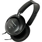 more details on Panasonic RPHT225 On-Ear Headphones - Black.