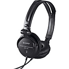 more details on Sony MDRV150 DJ Headphones - Black.
