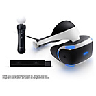 more details on Playstation VR with PS4 Camera and PS Move Controller.