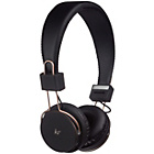 KitSound Manhattan Bluetooth On-Ear Headphones - Rose Gold