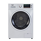 more details on Bush WDNSX86W Washer Dryer - White.