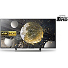 more details on Sony KD49XD8088BU 49 Inch 4K HDR Ultra HD Smart TV – Black.