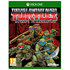 more details on Ninja Turtles Mutants in Manhatten Xbox One.