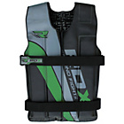 more details on RDX 18kg Weighted Vest - Green