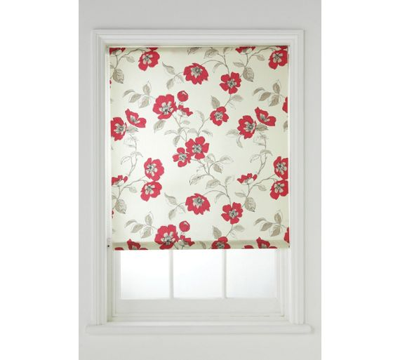 Buy Home Mia Roller Blind 4ft Floral At Argos Co Uk