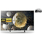 more details on Sony KD49XD8077SU 49 Inch 4K HDR Ultra HD Smart TV – Silver.