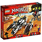 more details on LEGO Ninjago Ultra Stealth Raider - 70595.