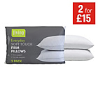 more details on Living Everyday Soft Touch Firm Pair of Pillows.