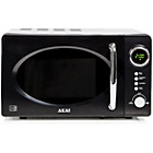 more details on Akai A24006 Standard Microwave - Black.
