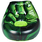 more details on Avengers Hulk Flocked Chill Chair.