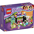 more details on LEGO Friends Amusement Park Arcade - 41127.