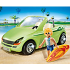 more details on Playmobil 6069 Surfer With Convertible.