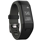 more details on Garmin Vivosmart HR+ GPS Activity Tracker, Black – X-Large.