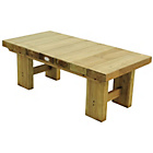 more details on Forest Low Level Sleeper Table - 1.2m.