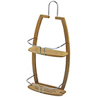 more details on Collection Bamboo and Metal Shower Caddy.