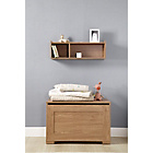 more details on Mamas & Papas Harrow Storage Box and Shelf - Dark Oak