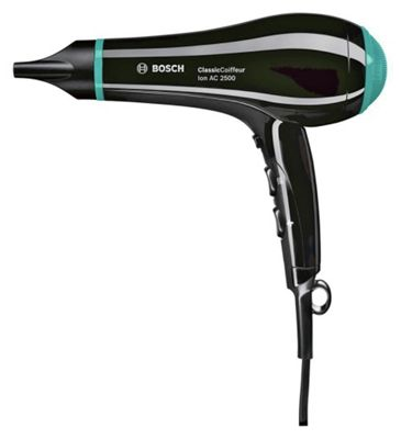 Bosch hair dryer argos