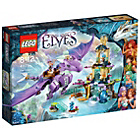more details on LEGO Elves The Dragon Sanctuary Set - 41178.