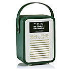 more details on VQ Retro Mini DAB Radio - Green.