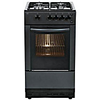 more details on Bush AG56SB Gas Cooker - Black.
