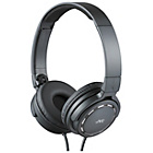 JVC HA-SR520 On-Ear Headphones - Black