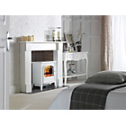more details on Dimplex Courchevel Electric Stove - White.