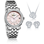 more details on Rotary Ladies' Stainless Steel Bracelet Watch.