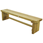 more details on Forest Double Sleeper Bench - 1.8m.