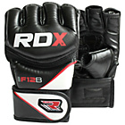 more details on RDX Synthetic Leather MMA Gloves Black - Medium/Large
