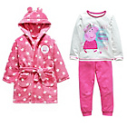 more details on Peppa Pig Robe and Pyjamas Set.