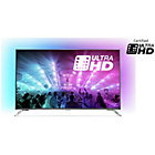 more details on Philips 49PUS7101 49 Inch 4K Ultra HD Ambilight-3 Smart TV.