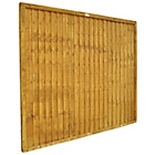more details on Forest 1.5m Closeboard Fence Panel - Pack of 6.