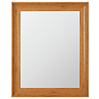 more details on Collection Emily Chunky Mirror - Oak Effect.