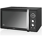 more details on Swan SM22080BN Combination Microwave - Black.