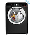 more details on Hoover DXOC69C3B 9KG 1600 Spin One Touch Washing Machine