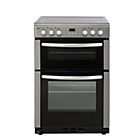 more details on Bush BEID60SS Electric Cooker - Stainless Steel.