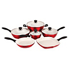 more details on FlavorStone Pro Sapphire Non-Stick 6 Piece Pan Set.
