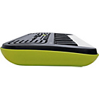 more details on Casio SA-46 Mini Keys Keyboard - Lime Green.