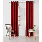 more details on Heart of House Abberley Blackout Curtains -167x182-Cranberry