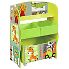 more details on Kid Safari Storage Shelf with Toy Box.