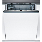 more details on Bosch SMV53L00GB Full Size Integrated Dishwasher - S/Steel.